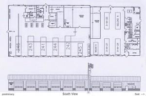 preliminary fire station